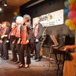 Le Choeur Azurus chante pour le Téléthon 2018 - Nice Garibaldi